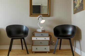 Nordmaling/Lotshuset : Strömmer Twin Room