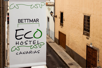 Bettmar Ecohostel Canarias : Front