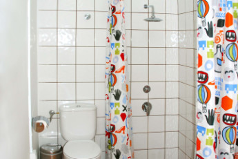 Bettmar Ecohostel Canarias : Shower