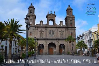 Bettmar Ecohostel Canarias : Santa Ana Cathedral