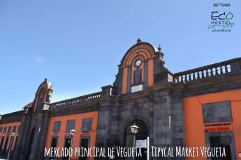 Bettmar Ecohostel Canarias : Vegueta´s Market