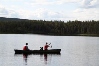 Lemmenjoki - Lemmenjoen Lumo :