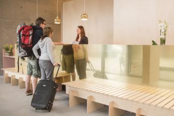 Kortrijk – Groeninghe : Groeninghe hostel kortrijk reception