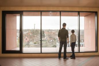 Kortrijk – Groeninghe : Groeninghe hostel kortrijk vista
