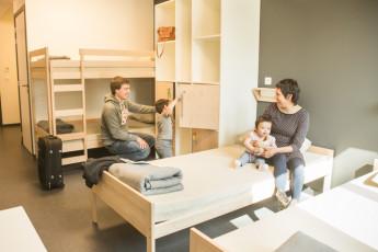 City Hostel Hasselt : City Hostel Hasselt dorm room