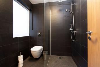 Keflavik Hostel : Keflavik Hostel. Bathroom