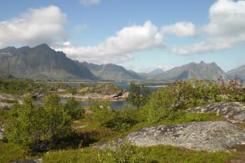 Stamsund - Lofoten Hostel : Nature, Hostel, Stamsund
