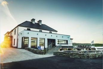 Go Explore Hostel  Clare Island YHA : exterior of hostel