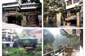 Hangzhou - Jiangnanyi : Hostel exterior