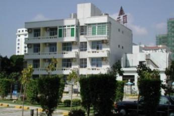 Sanya - Sanya Blue Sky : Hostel exterior