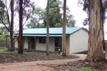 Ballarat YHA : hostel exterior