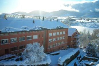 Jaca - Albergue JACA : hostel exterior