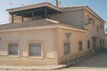Albergue Juvenil Hoces del Cabriel : hostel exterior