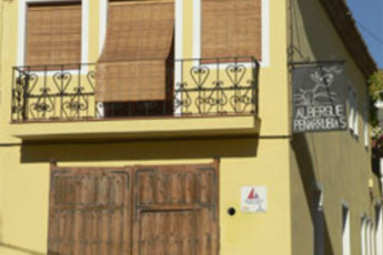 Albergue Penarrubias : hostel exterior
