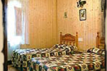Albergue Los Callejones : hostel interior