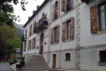 Albergue Quinta Vista Alegre : hostel exterior