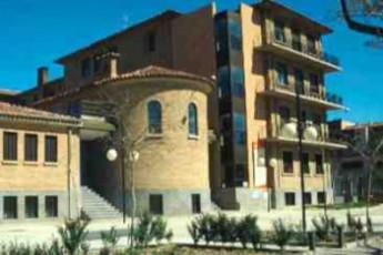 Albergue Juvenil  Baltasar Gracian : hostel exterior