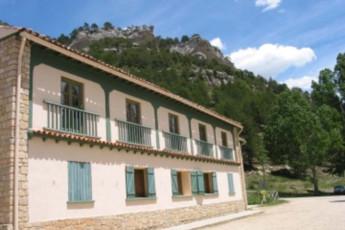 Albergue Juvenil San Blas : hostel exterior