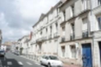 Rochefort sur Mer : Outside image of hostel
