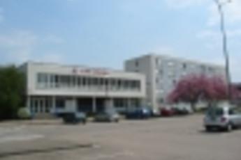 Saint-Dié des Vosges : Outside image of hostel