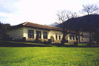 Albergue Juvenil Siresa : hostel exterior