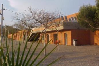 Albegrue Juvenil  Calarreona : hostel exterior