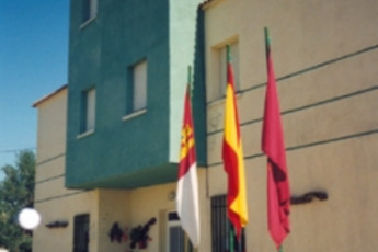 Ciudad Real - Albegue Juvenil Orea : hostel exterior