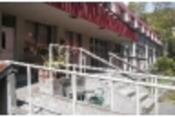 Shikotsu-ko - Shikotsu-ko YH : Outside image of hostel
