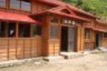 Rebun - Momoiwa-sõ YH : Outside image of hostel