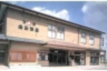 Shibata - Kadoyonezawaya Ryokan YH : Outside image of hostel