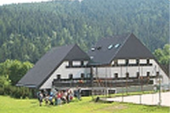 Annaberg : hostel exterior