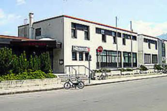 Innsbruck : hostel exterior