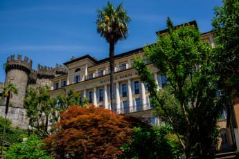 Bellinzona Youth Hostel :