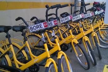 Turku - Laivahostel Borea : Rental bikes