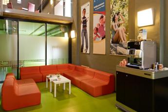 City Hostel Chemnitz : City Hostel Chemnitz - the Lounge