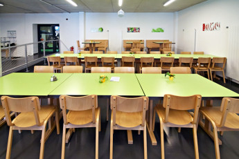 City Hostel Chemnitz : City Hostel Chemnitz - Dinner & Bistro
