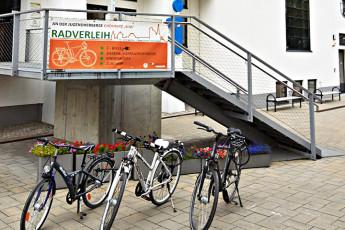 City Hostel Chemnitz : City Hostel Chemnitz - Fahrradverleih