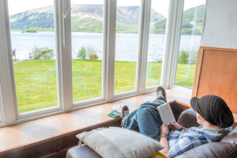 Rowardennan Lodge SYHA : Rowardennan Lounge