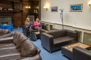 Glasgow SYHA : Glasgow Lounge