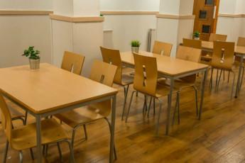 Glasgow SYHA : Glasgow Dining