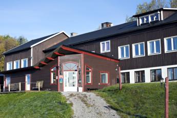 Åkersjön : hostel exterior