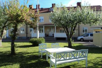 Vadstena : hostel exterior