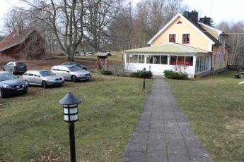 Omberg/Stocklycke : hostel exterior