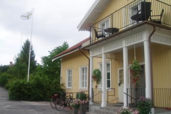 Loftahammar : hostel exterior