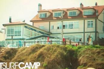 Albergue Artsurfcamp (Carballo- Playa de Razo) :