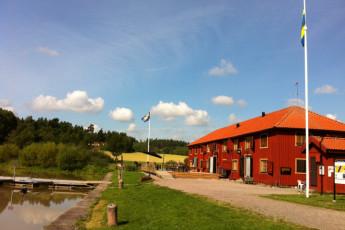 Mora : hostel exterior