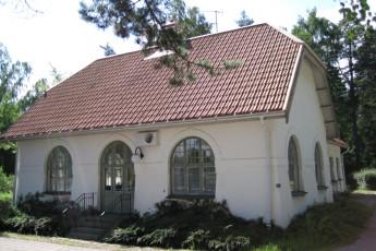 Norrköping/Åby : hostel exterior