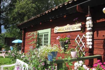 Katrineholm : hostel exterior