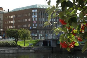 Hotell/Härnösand/Mitti Härnösand : hostel exterior
