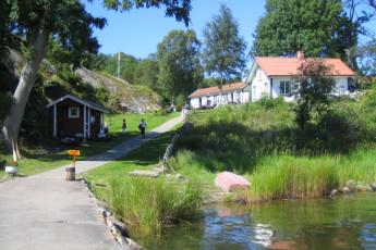 Fjällbacka/Valö : hostel exterior